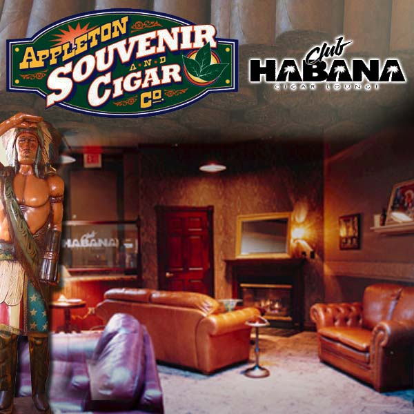 Club Habana/ Appleton Souvenir and Cigar Co. in Appleton