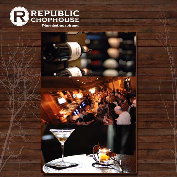 Republic Chophouse Restaurant in Green Bay, Wi
