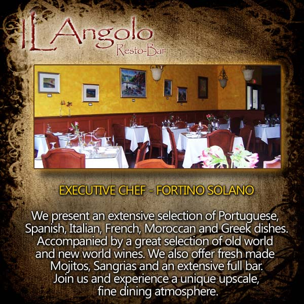 IlAngelo Fine Dining Restaurant in Appleton WI