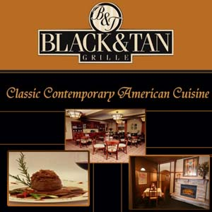 Black and Tan Grille Restaurant in Appleton