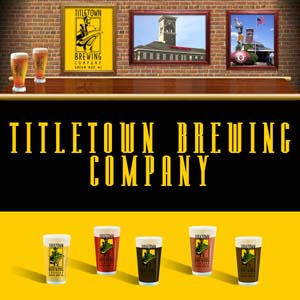 TitleTown Brewery and restaurant in Green Bay
